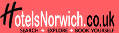 Hotels in Norwich Logo